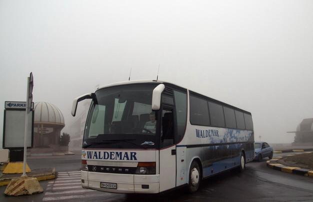 Безвиз в действии: едем из Одессы в Германию автобусом