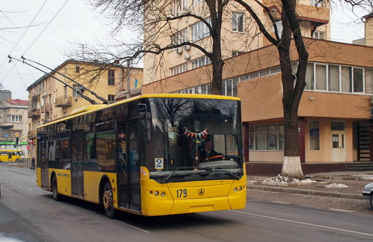 Ивано-Франковск в этом году останется без новых троллейбусов за средства ЕБРР