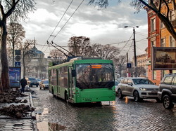 """Первый троллейбус: 72 года истории одесских """"рогатых"""" (ФОТО)"""