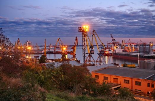 Автомобильную эстакаду в Одесском порту будут ремонтировать за 24 миллиона гривен