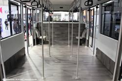 Турецкий перронный автобус BMC Apron