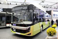 Автобус BMC Procity CNG