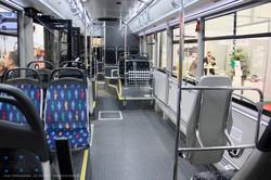 Салон автобуса Guleryuz GD 272 LF