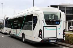 """Автобус Heuliez GX 337 в исполнении """"электробус"""""""