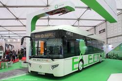 Электробус Vectia Veris 12 electric.