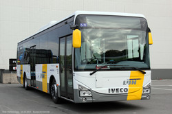 Автобус Iveco Crossway LE Natural Power (газовый)