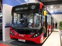 Автобус Alexander Dennis Enviro 200 в исполнении для Лондона