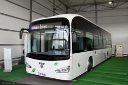 Электробус Irizar i2e