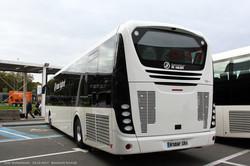 Электробус Irizar i3h (гибрид)