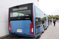 Китайский сочлененный автобус King Long XMQ6180G