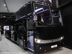 Турецкий туристический автобус Temsa TS45 для американского рынка