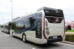 Автобус Iveco Urbanway 10.8 Natural Power (газовый)