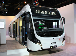 Электробус VDL Citea Electric.