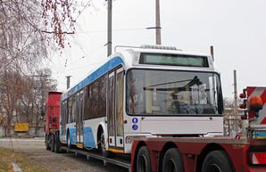 """В Днепре появятся еще 13 троллейбусов """"Белкоммунмаш"""""""