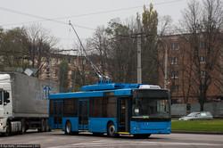 Краматорск получает новые троллейбусы МАЗ