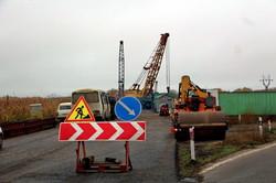 Трассу Одесса - Рени ремонтируют одновременно на нескольких участках (ФОТО)