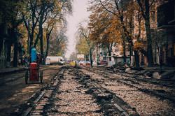 Ремонт улицы Преображенской затронул еще один квартал (ФОТО)
