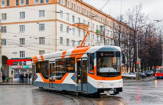 """В российскую Коломну закупают трамваи от """"Уралтрансмаша"""""""