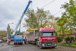 В Новочеркасск начались поставки новых трамваев (ФОТО)