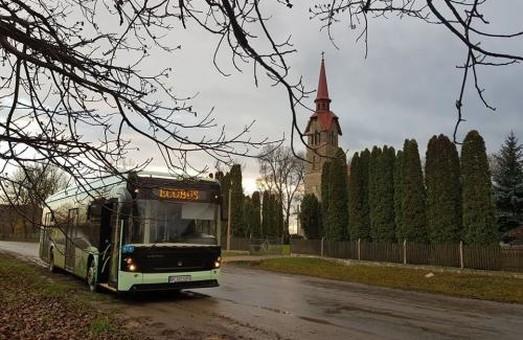 """Украинский электробус """"Электрон"""" смог проехать на одном заряде более 300 километров"""
