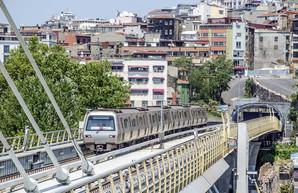 В Стамбуле начинают строить седьмую линию метро