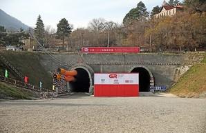 В Грузии построили самый большой железнодорожный тоннель в стране