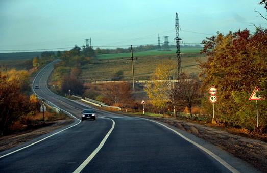 На 2018 год в Одесской области запланирован ремонт более 1200 километров дорог