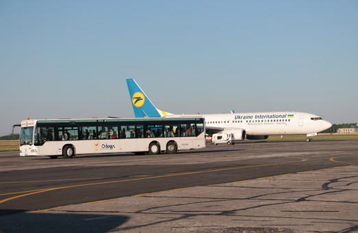 Статистика пассажирского транспорта в Украине: авиация лидирует, железная дорога отстает