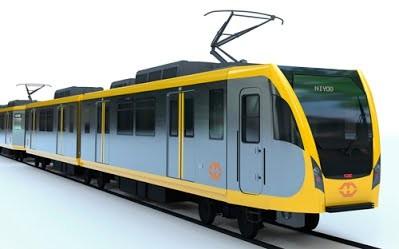 Для столицы Филиппин закупают 30 метропоездов