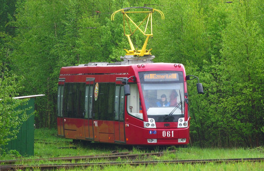 """Очередной новый трамвай в Одессу поставит дилер минского завода """"Белкоммунмаш"""""""