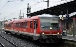 """Фото дня: немецкие дизель-поезда для """"Укрзализныци"""""""