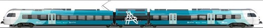Новые пассажирские поезда для Голландии будут работать на топливе из растительного масла