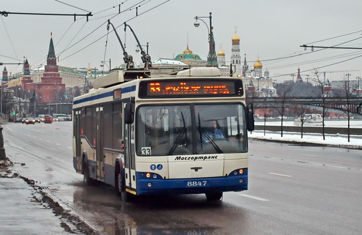 Москва намерена купить 300 электробусов в 2018 году вместо троллейбусов
