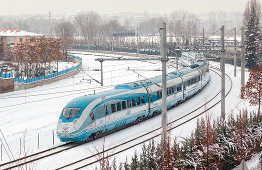 Турецкие железные дороги пополняют парк скоростных поездов