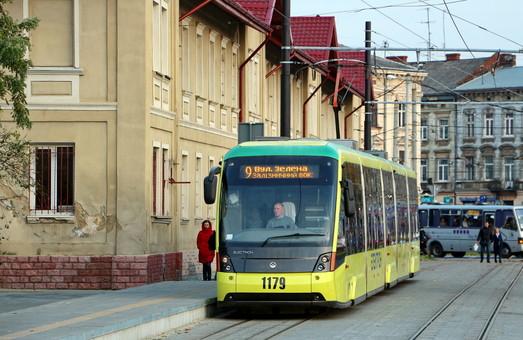 Украина показывает востребованность общественного транспорта