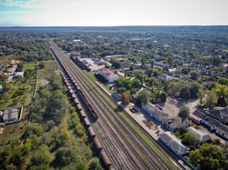Главный железнодорожный узел юга Одесской области (ФОТО, ВИДЕО)