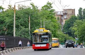 """Временным перевозчиком на одесском автобусном маршруте №9 стал """"Одесгорэлектротранс"""""""