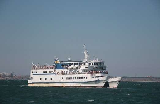 """В следующем году компания """"Нибулон"""" планирует расширить свои морские пассажирские перевозки на Одессу и курорт Затока"""