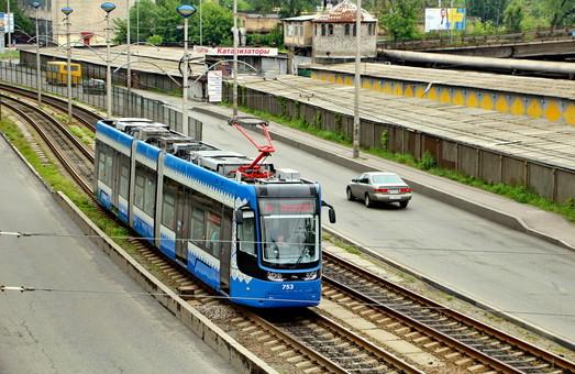 """На чем будет перевозить пассажиров одесский трамвай """"Север-Юг"""""""