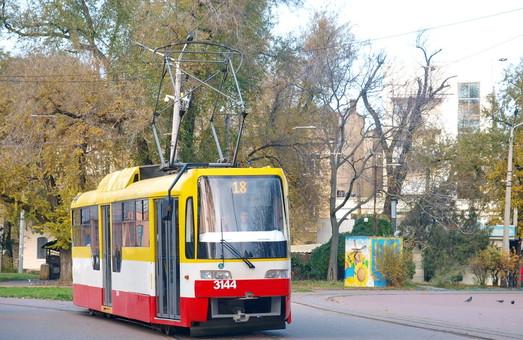 Одесса планирует закупить за средства ЕИБ и ЕБРР 56 новых трамваев