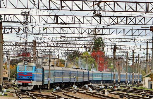 С 10 декабря в Украине запускается самый длинный пассажирский поезд из Закарпатья на Донбасс