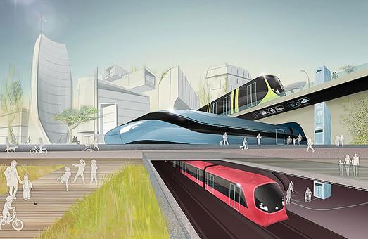 В Ираке построят скоростную железнодорожную линию и новые линии метро