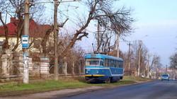 Фото дня: едем на одесском трамвае на Дачу Ковалевского