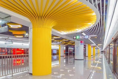 Вкитайском Чэнду введена в эксплуатацию кольцевая линия метро