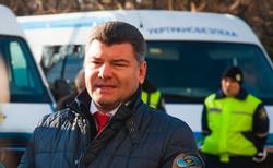 В Одессе презентовали мобильные весовые комплексы для контроля на дорогах (ФОТО)