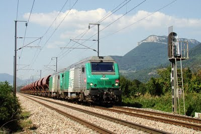 Во Франции готовят реконструкцию железной дороги к порту Гавр
