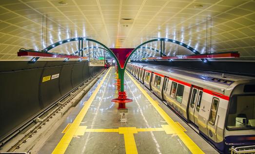 В Стамбуле открылась первая автоматизированная линия метро
