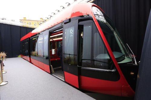 Для Ниццы заказывают шесть новых трамваев
