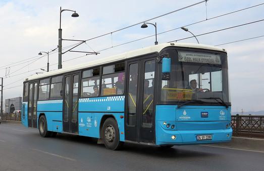 Одесса пока не получила в подарок автобусы из Стамбула
