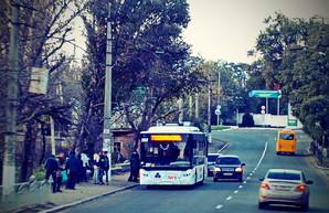 В Славянск закупили единственный новый троллейбус
